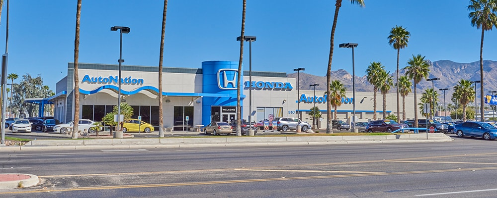 Recent Reviews From AutoNation Honda Tucson Auto Mall