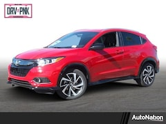 2019 Honda HR-V Sport Sport 2WD CVT