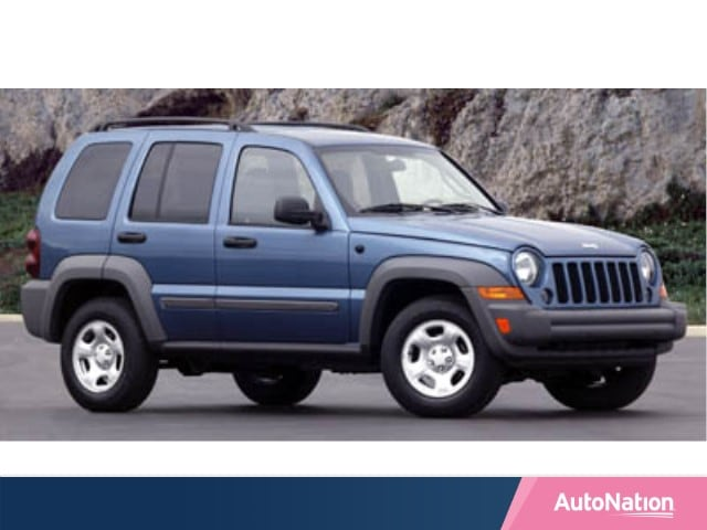 2006 Jeep Liberty Sport Sport Utility
