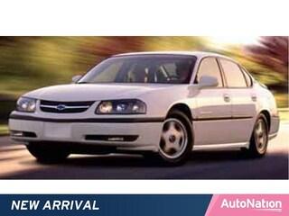 2002 Chevrolet Impala LS 4dr Car