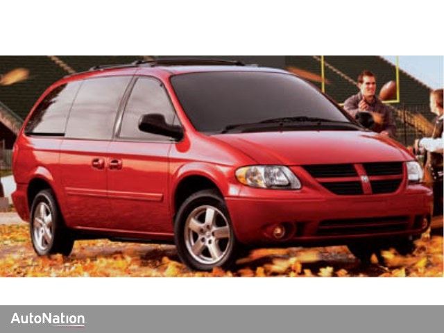 2005 Dodge Caravan SXT Mini-van Passenger