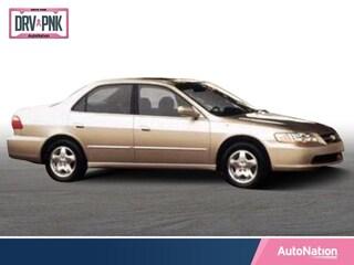 1999 Honda Accord Sedan EX 4dr Car
