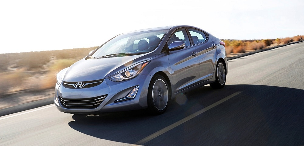 Used 2015 Hyundai Elantra in Denver