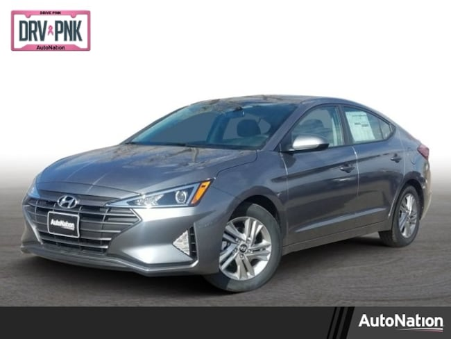 2019 Hyundai Elantra Value Edition 4dr Car