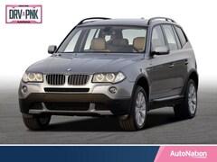 2008 BMW X3 3.0si Sport Utility