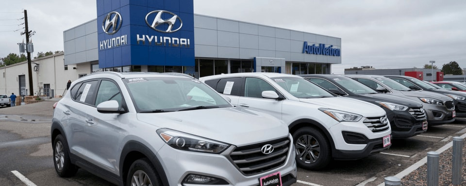 Hyundai Dealer Near Northglenn, CO