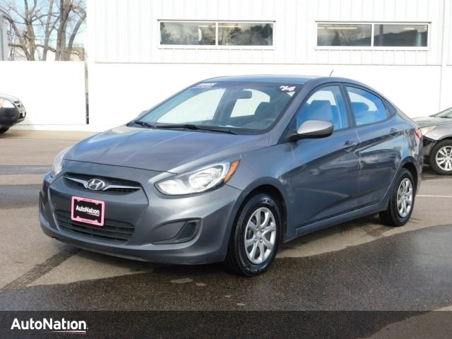 2014 Hyundai Accent GLS 4dr Car