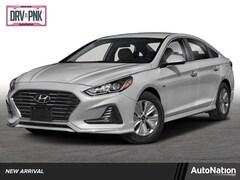 2019 Hyundai Sonata Hybrid SE 4dr Car