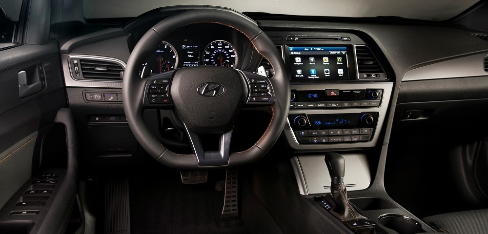 Used 2015 Hyundai Sonata Interior Near Cataula