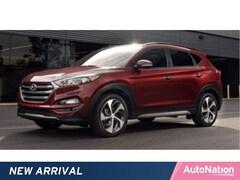 2018 Hyundai Tucson Limited Sport Utility