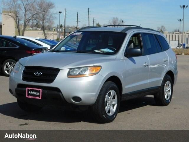 2009 Hyundai Santa Fe GLS Sport Utility