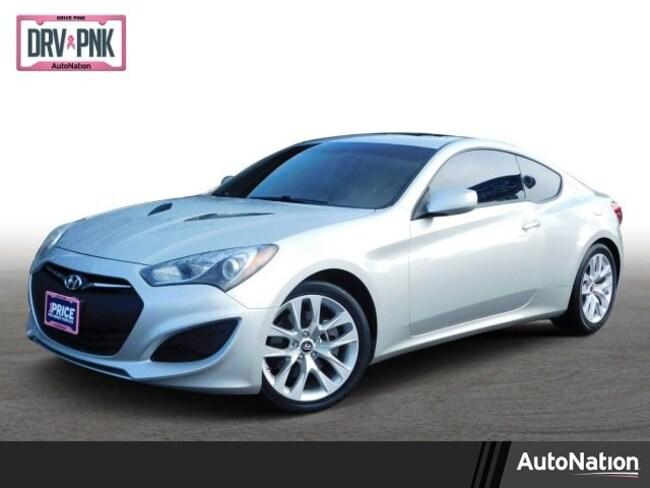 2013 Hyundai Genesis Coupe 2.0T Premium 2dr Car