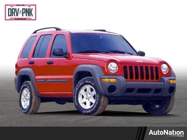 2002 Jeep Liberty Sport Sport Utility