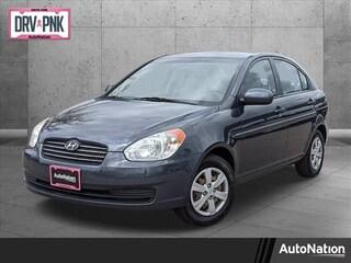 2010 Hyundai Accent GLS 4dr Car