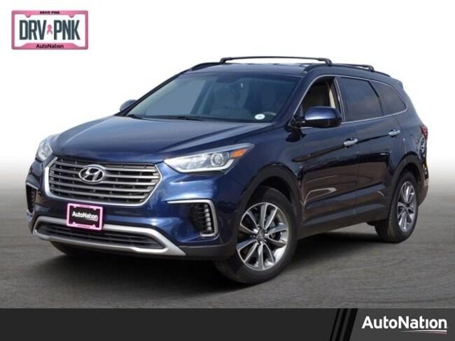 2017 Hyundai Santa Fe SE Sport Utility
