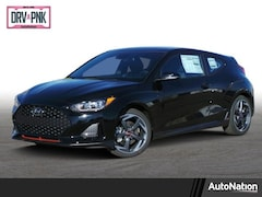 2019 Hyundai Veloster Turbo 3dr Car