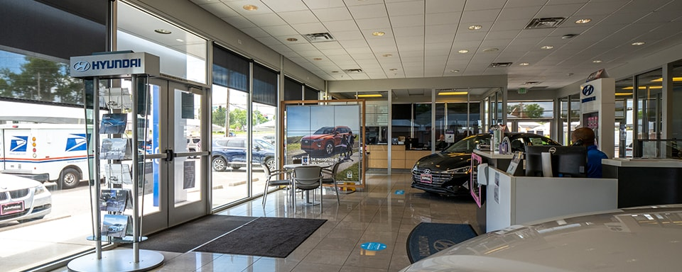AutoNation Hyundai 104 Finance Center