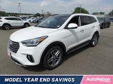 2017 Hyundai Santa Fe Limited Ultimate Sport Utility