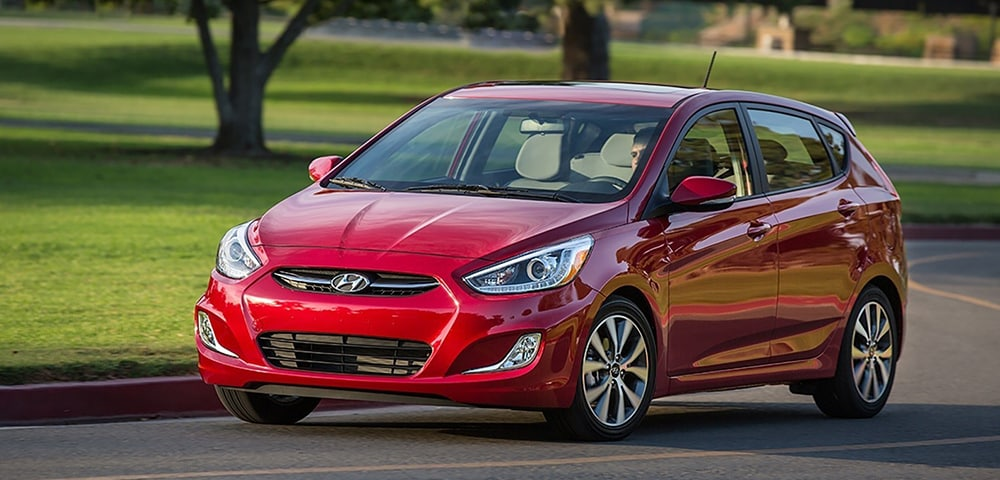 Used 2015 Hyundai Accent For Sale In Buford