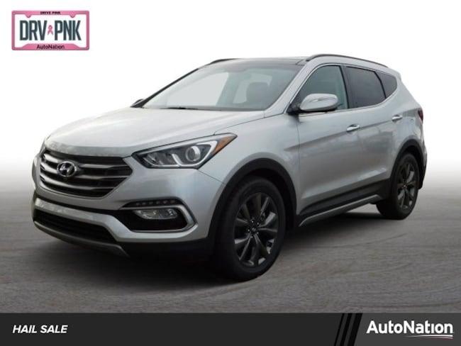 2018 Hyundai Santa Fe Sport 2.0T Ultimate Sport Utility