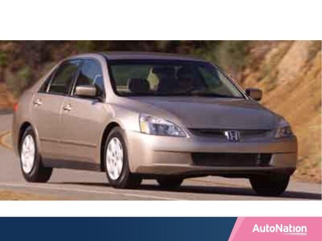 2003 Honda Accord Sedan LX 4dr Car