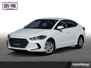 2017 Hyundai Elantra SE 4dr Car