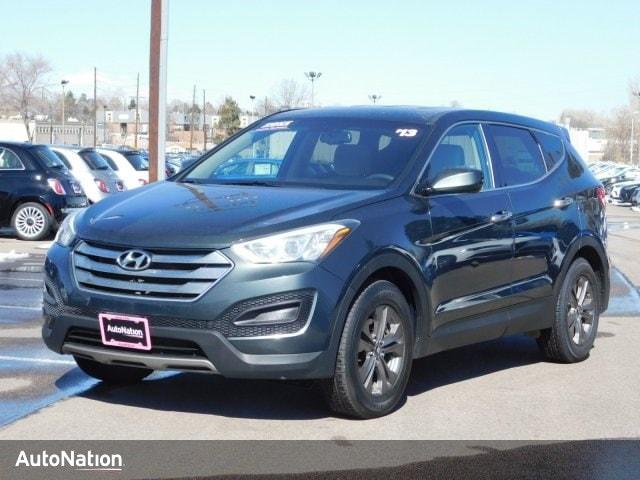 2013 Hyundai Santa Fe Sport Sport Utility