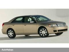 2006 Lincoln Zephyr 4dr Car