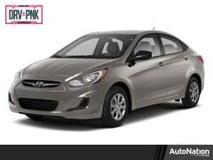 2012 Hyundai Accent GLS 4dr Car
