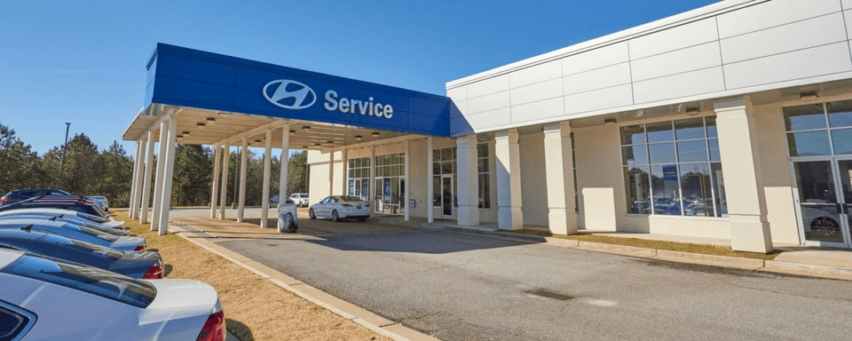 AutoNation Hyundai Columbus Service Center