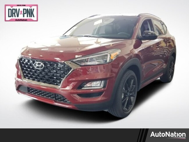2019 Hyundai Tucson Night Sport Utility