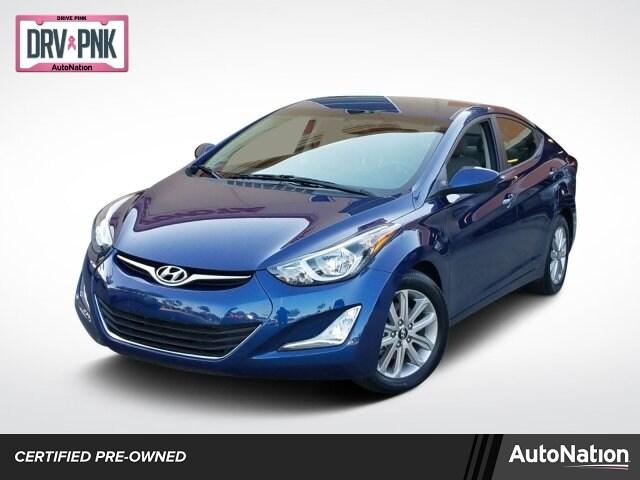 Certified Used Cars >> Certified Pre Owned Cars In Columbus Ga Autonation Hyundai Columbus