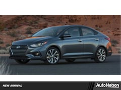 2020 Hyundai Accent SEL 4dr Car