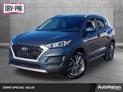 2020 Hyundai Tucson SEL Sport Utility