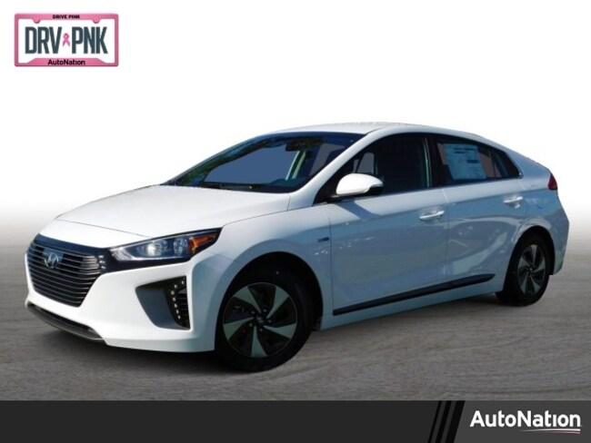 2019 Hyundai Ioniq Hybrid SEL 4dr Car