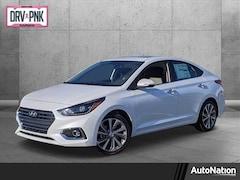 2021 Hyundai Accent Limited 4dr Car
