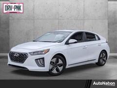 2021 Hyundai Ioniq Hybrid SEL 4dr Car