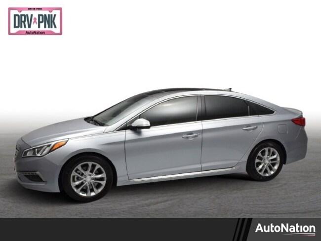 2015 Hyundai Sonata 2.4L Limited 4dr Car