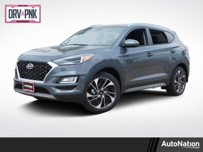 2019 Hyundai Tucson Sport Sport Utility