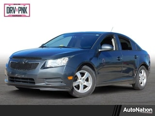 2013 Chevrolet Cruze 1LT 4dr Car