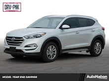 2018 Hyundai Tucson SEL Plus Sport Utility