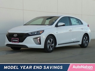 2017 Hyundai Ioniq Hybrid SEL 4dr Car
