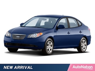 2010 Hyundai Elantra Blue 4dr Car