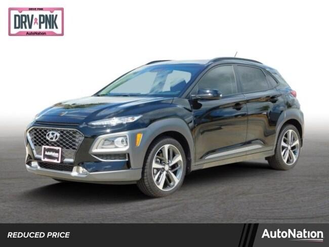 2018 Hyundai Kona Limited Sport Utility