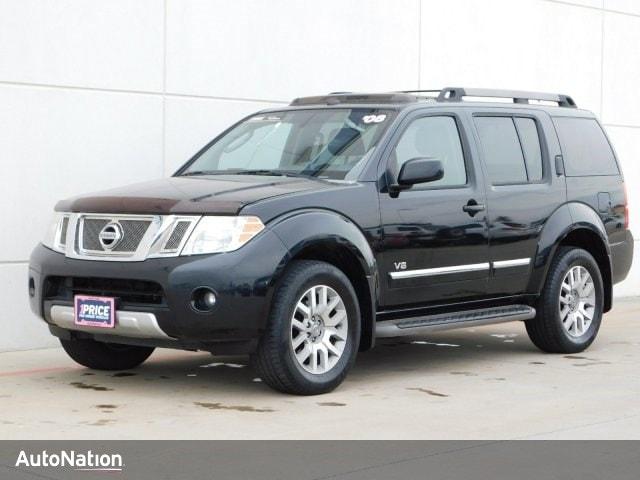 2008 Nissan Pathfinder LE Sport Utility