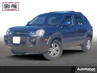 2008 Hyundai Tucson SE Sport Utility