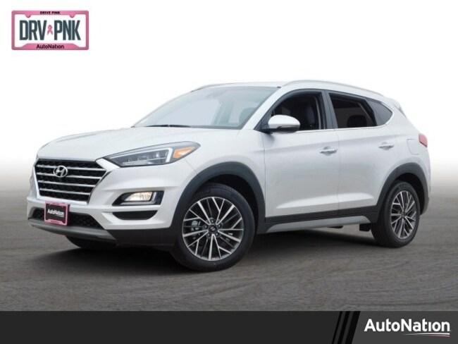 2019 Hyundai Tucson Limited Sport Utility