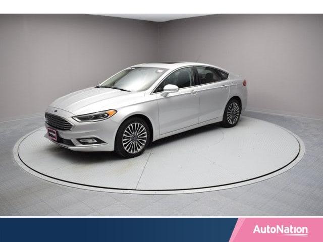 2018 Ford Fusion Titanium 4dr Car