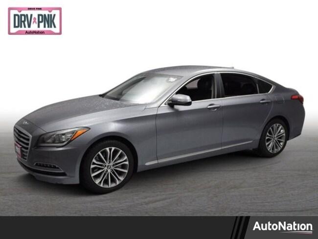 2016 Hyundai Genesis 3.8L 4dr Car
