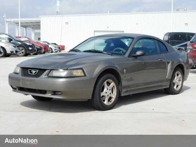 2002 Ford Mustang Standard 2dr Car